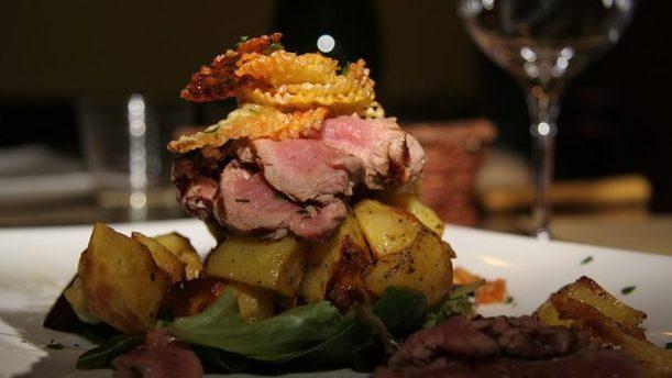 Saba & Tu arrosto con patate al forno