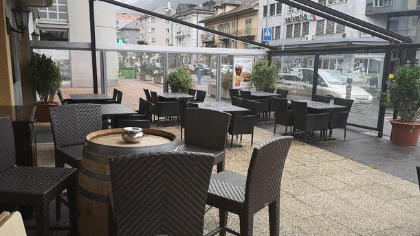 Buffet de la Gare Terrasse