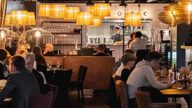 Blackstone Steakhouse Linnégatan Restaurant