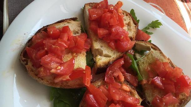 Osteria Maracuja Bruschette al pomodoro