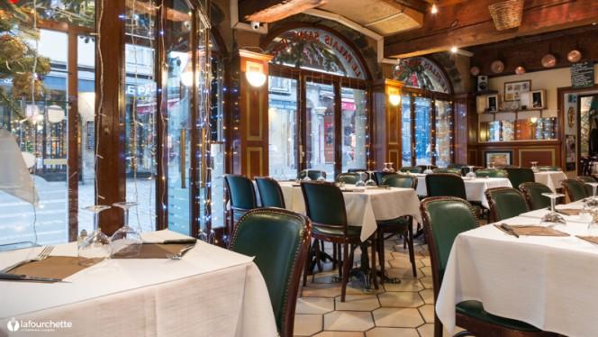 Le Palais Saint Jean - Restaurant - Lyon