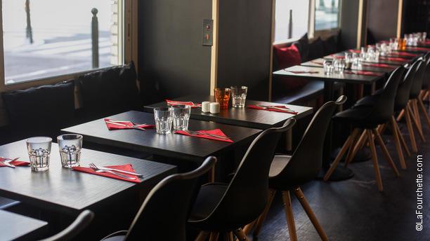 Gattopardo i boulogne billancourt 40 restaurang for Table 99 restaurant
