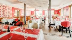 Restaurant Rouge & Blanc - Hôtel Les Maritonnes