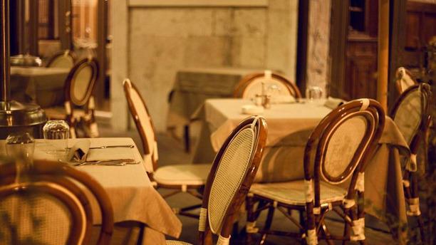 Ristorante Passetto Tavoli esterni