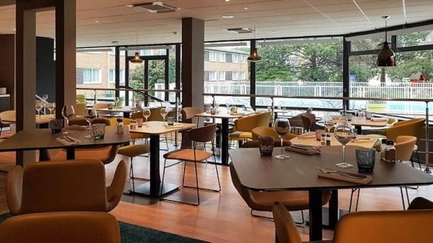 Ô Fourneau Brasserie Maison Salle du restaurant