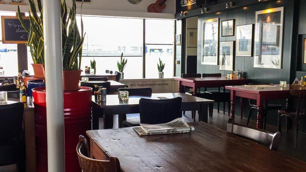 Brasserie De Rotterdammer Restaurantzaal