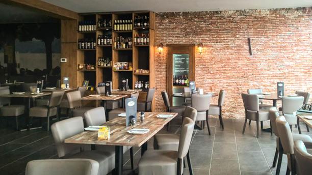 Il Bocconcino Het restaurant
