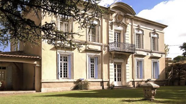 Château du Puit es Pratx Façade