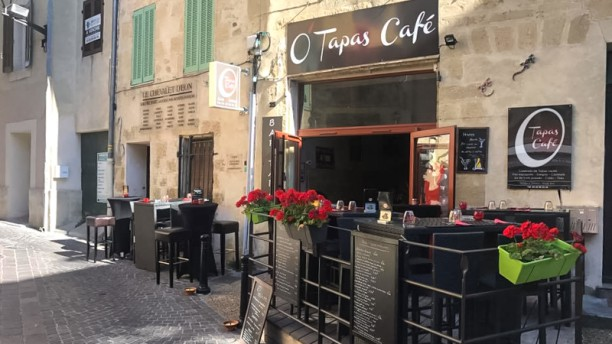 O 39 tapas caf in salon de provence restaurant reviews - Meilleurs restaurants salon de provence ...