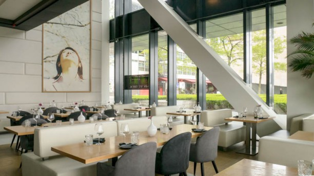 Ono Japanese Fusion Dining Het restaurant