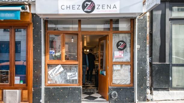 Chez Zena Entrée