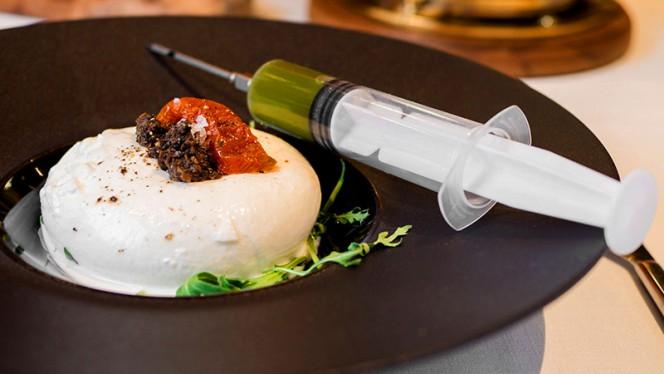 Sugerencia del chef - El Picaporte Bistró, Madrid