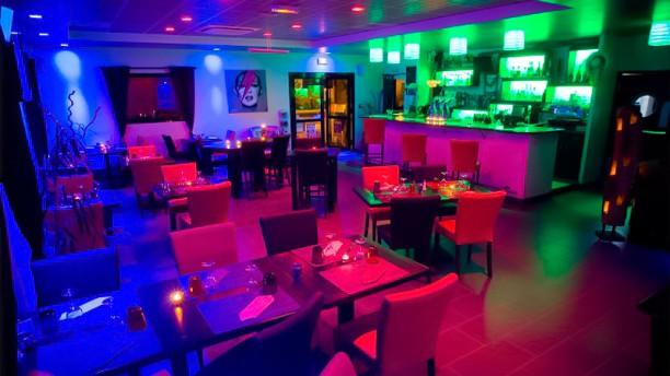 Le 7 Salle du restaurant