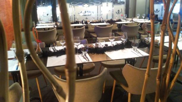 Brasserie Le Président Vue de la salle