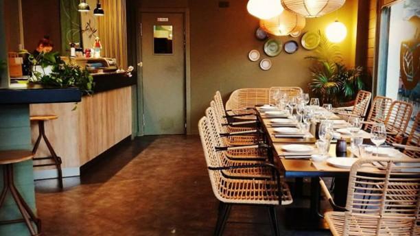 Hanami Sala del restaurante