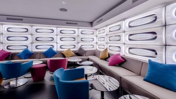 Le Monte Cristo Lounge Vue de la salle