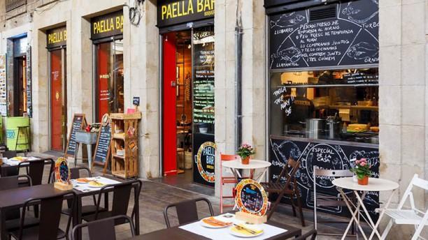 Paella Bar Boqueria Entrada