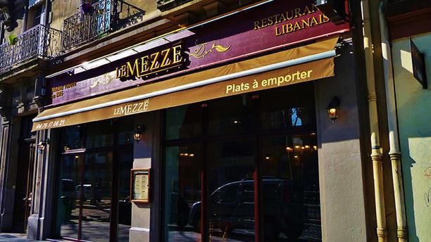 Restaurant Libanais le Mezze Restaurant Libanais le Mezze