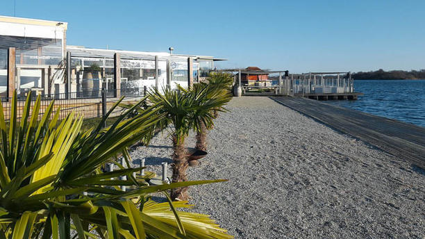 Beachclub Kaap Hoorn Ingang