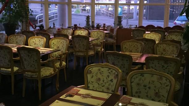 Alfanos Het restaurant