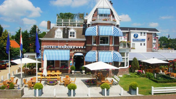 Fletcher Hotel-Restaurant Marijke Buiten