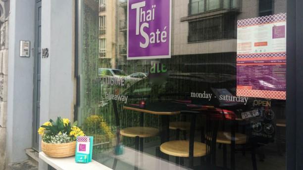 Thai Saté devanture