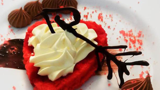 Ristorante Pizzeria Gipsy St. Valentine's cake