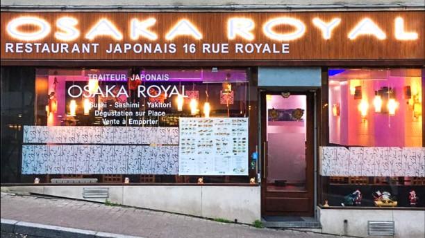 Osaka Royal Devanture