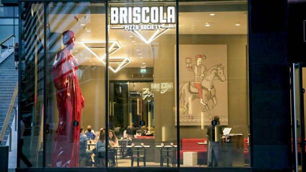 Briscola Pizza Society - Porta Nuova Entrata