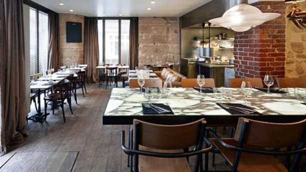 Machiavel Salle du restaurant