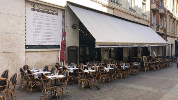 Le Bistrot de l'Aveyronnais Restaurant