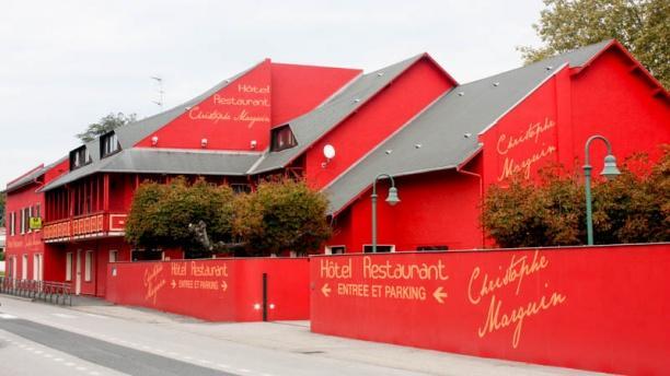 Hôtel Restaurant Christophe Marguin Façade extérieure
