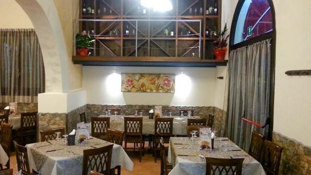 Pizzeria dell'Arco vista sala
