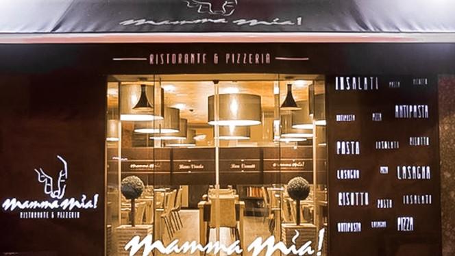 Entrada - Mamma Mia Ristorante & Pizzeria, Porto
