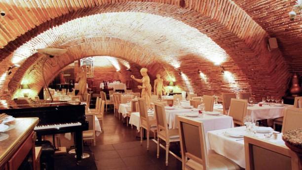 Les Caves de la Maréchale Vue de la salle
