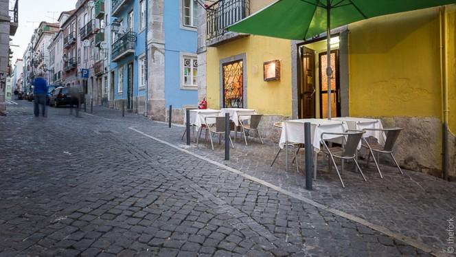 esplanada - Tasca do Manel, Lisboa