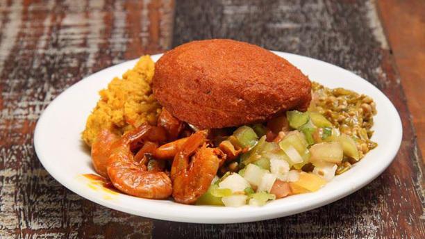 Rota do Acarajé - Casa 2 especialidade do chef