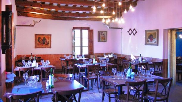 La Pizzería de L'Hort vista interior
