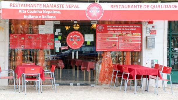 Namaste Nepal Entrada