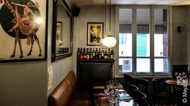 Restaurant La Robe de la Girafe à Paris (75011), Bastille - Avis, menu et prix