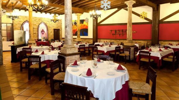 Asador Zarabanda Sala del restaurante