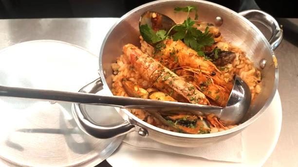 April Restaurant Sugestão do chef
