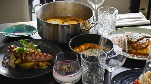 Rosa Pão restaurante Sugestão do chef