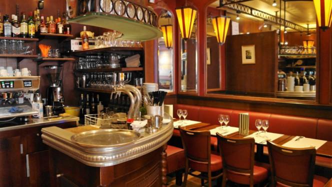 Le Parvis - Restaurant - Paris