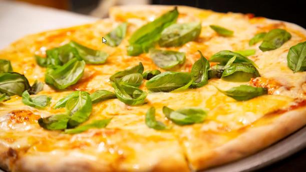Almacén de Pizzas (Tortugas) Sugerencia del chef