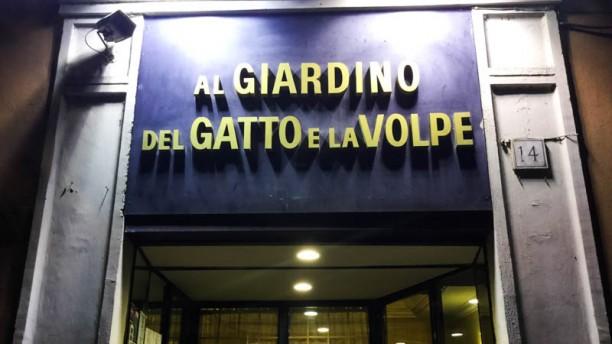 Al Giardino Del Gatto E La Volpe A Roma Menu Prezzi Immagini