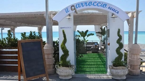 Il Garroccio Beach Restaurant & Lounge Bar esterno