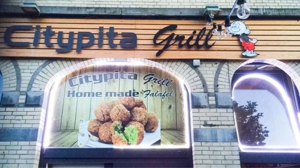 Citypita Grill Devanture