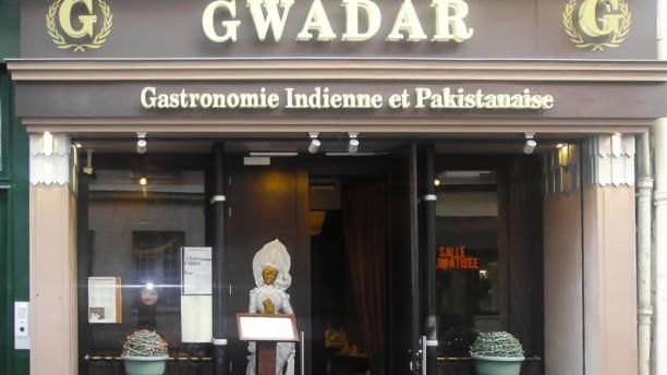 Gwadar La devanture