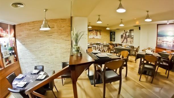 Carnívore Restaurant Vista salón